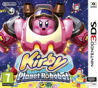 Test de Kirby: Planet Robobot