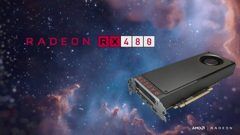 AMD - AMD annonce sa RX 480 pour 200 dollars
