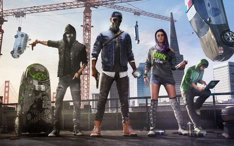 Watch Dogs 2 - Test Watch Dogs 2 sur PS4