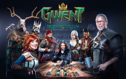 Gwent - Gwent en version jouable à la gamescom