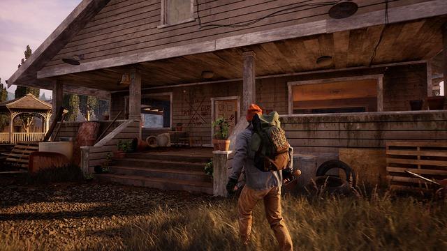 Capture d'écran officielle de State of Decay 2