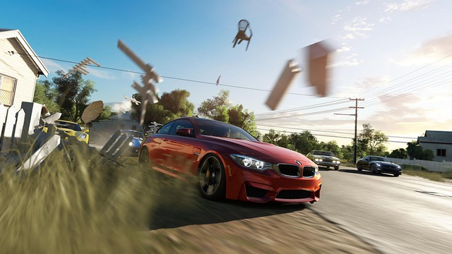 Capture officielle de Forza Horizon 3