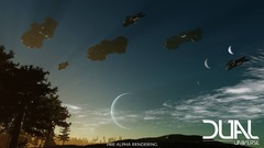 Dual Universe illustre son PvP spatial