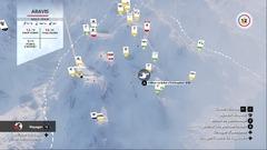 Il y a énormément d'activités à disposition, ceci n'est qu'un seul des nombreux massifs alpins présents dans le jeu