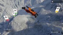 La glisse en wingsuit ou wingsuit à propulsion est juste grisante