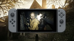 Capcom annonce Resident Evil 7 en streaming sur Switch