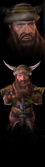 Les races - Left dwarves