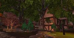 Garnet Bay: nouveau village