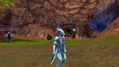 Costume Dragon Lune Argentée
