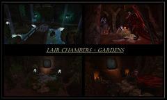 Jardins des antres Dragon