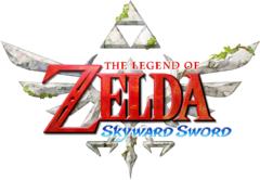 Logo Zelda Skyward Sword