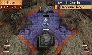 Le système de combat est très classique et un peu old school.