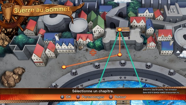Test de One Piece Burning Blood
