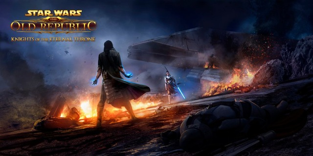 Première image conceptielle de Star Wars Knights of the Eternal Throne