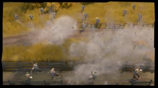 Grenade à gaz