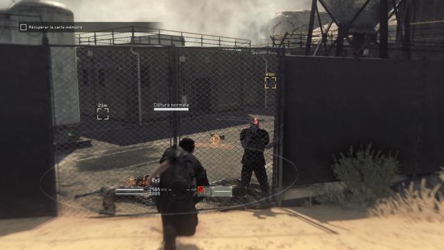 Images de Metal Gear Survive