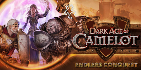 Dark Age of Camelot - Dark Age of Camelot repousse son offre free-to-play à l'année prochaine