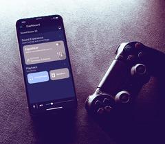 L'application est principalement utile pour les consoles