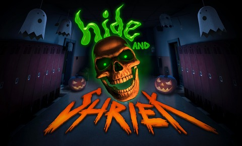 Hide and Shriek - Hide and Shriek dévoile sa date de sortie