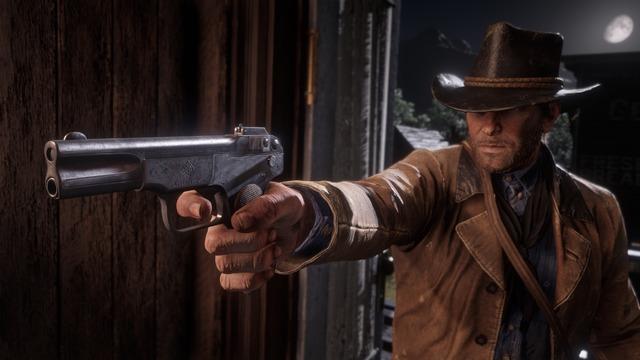 Images de Red Dead Redemption 2