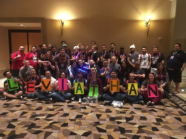 Partie 2 des photos du Fanfest 2018 à Las Vegas - 2018photofanfest IMG 0703
