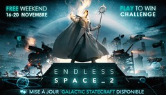 Week-end gratuit pour Endless Space 2