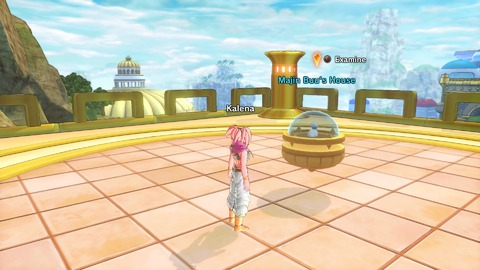 Dragon ball Xenoverse 2 - Test de Dragon ball Xenoverse 2