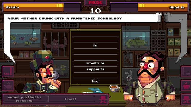 Images d'Oh... Sir !! - The insult simulator
