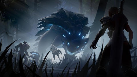 Dauntless - Dauntless illustre son gameplay
