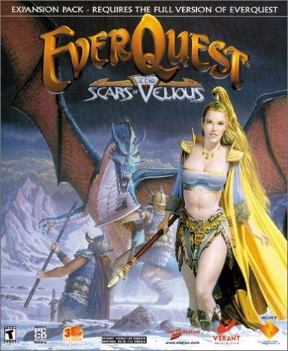 La boîte d'EverQuest: The Scars of Velious