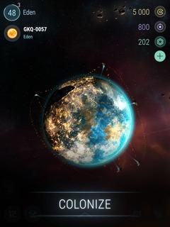 Image promotionnelle de Hades' Star