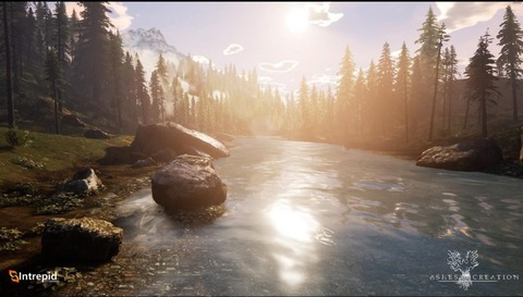 Ashes of Creation - Le studio Intrepid annonce Ashes of Creation: Apocalypse