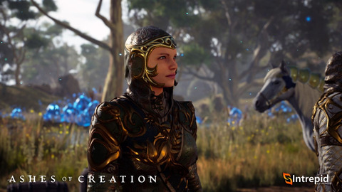 Ashes of Creation - Le Clerc du MMORPG Ashes of Creation dévoile son gameplay entre soins et colère divine