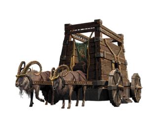 Caravanes marchandes