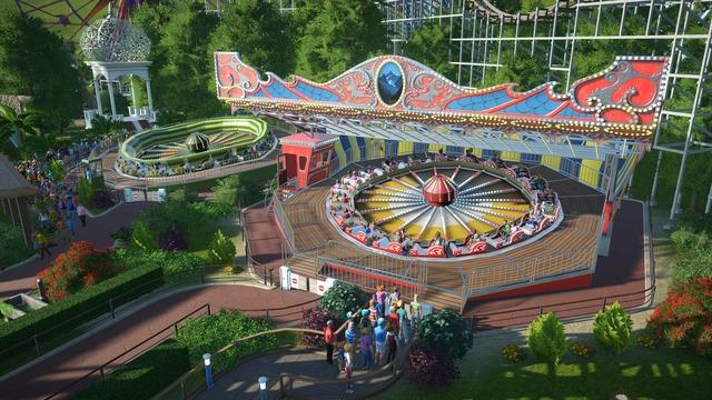 Images de Planet Coaster