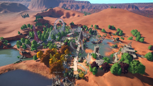 Images de Planet Coaster