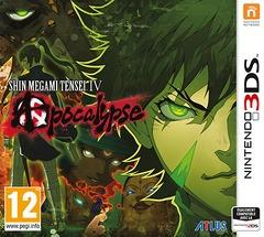 Shin Megami Tensei IV Apocalypse - Version 3ds européenne
