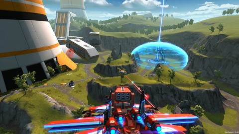 Robocraft - Distribution : Robocraft se lance en bêta, 5000 « Starter Packs » à gagner