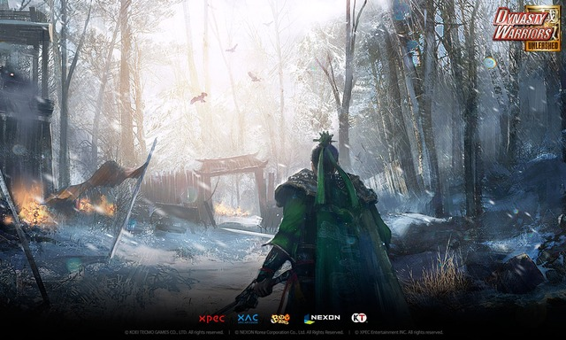 Images de Dynasty Warriors Unleashed
