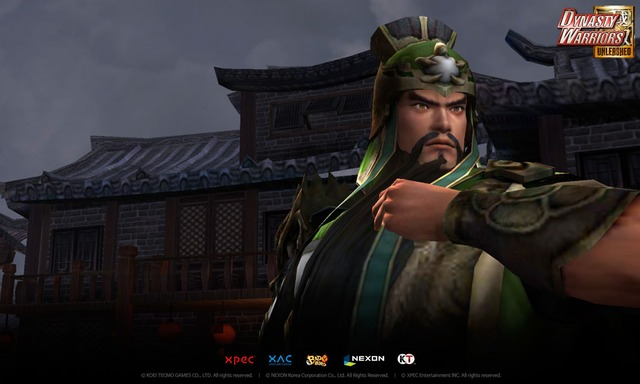 Images de Dynasty Warriors Unleashed