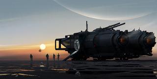 Mass Effect : Mud Skipper