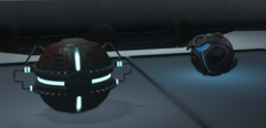 Drones de Main Rouge et d'Orochi