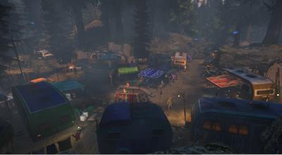 Camp Tzigane