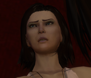 Mara - avant sa transformation en vampire