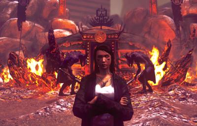Kaidan - L'enfer