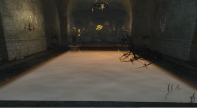 La crypte de Dracula