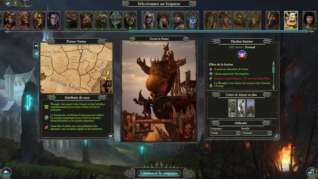 Images de Total War Warhammer II