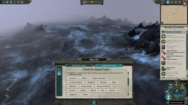 Le staff de JOL-JV décline toute responsabilité en cas de sortie de Total War : Warhammer 3 avant que vous n'ayez fini votre campagne Mortal Empires.