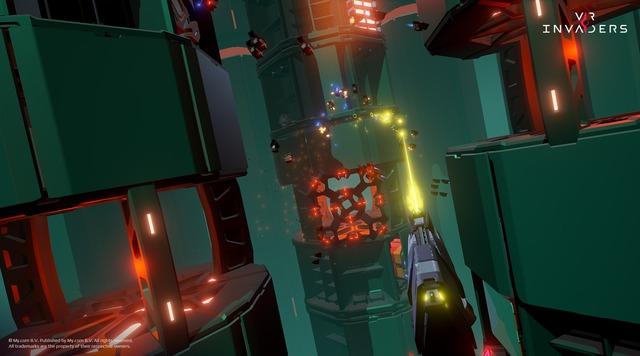 Images de VR Invaders