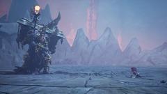 Le Lord of Hollows, un des personnages les plus importants du jeu